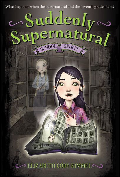 Copy and paste the link to watch the review  https://sarahmstories.wixsite.com/home/single-post/2017/10/02/Halloween-Book-Review-Suddenly-Supernatural-by-Elizabeth-Cody-Kimmels