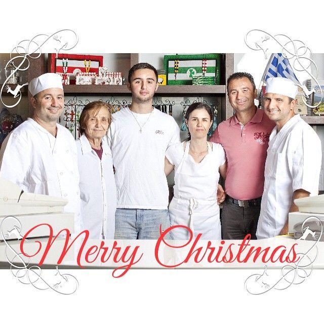 Merry emoji Christmas from our family to yours!!! #Christmas #family #happyholidays #seranobakery #greekbakery #Toronto