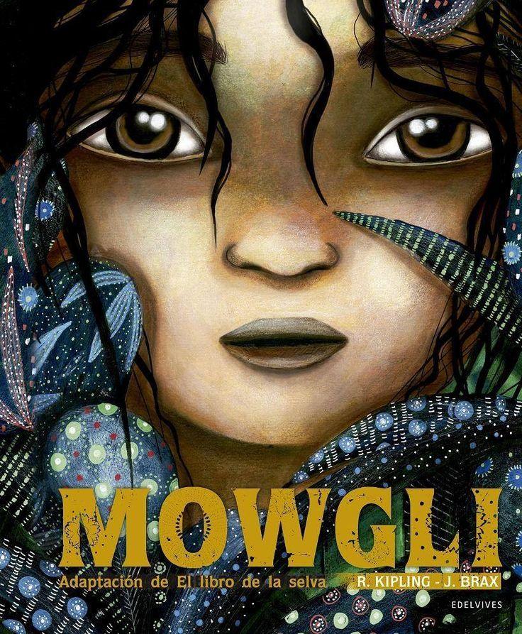 Lo último de @Edelvives es esta fantástica adaptación de los dos libros de la selva de Kipling que extrae las aventuras originales de Mowgli y las organiza en orden cronológico: https://www.veniracuento.com/content/mowgli