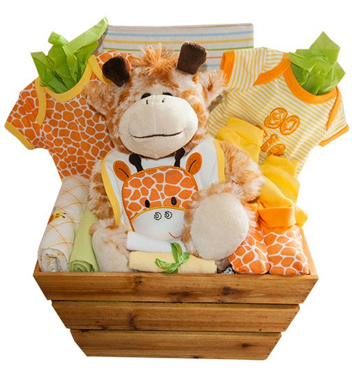 40 best baby gift baskets toronto images on pinterest baby gift gender neutral baby gift basket toronto canada negle Gallery