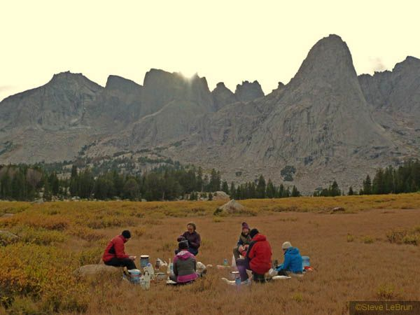 Backpacking Meal Preparation:  Tips and Recipes