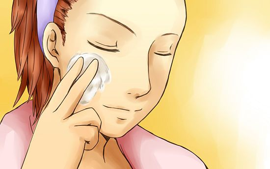 Face cleaning methods