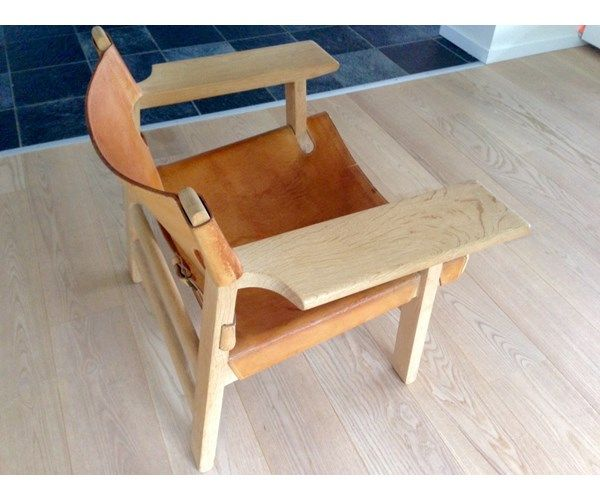 Børge Mogensen, Model 2226, Spanske stol, Danmark.