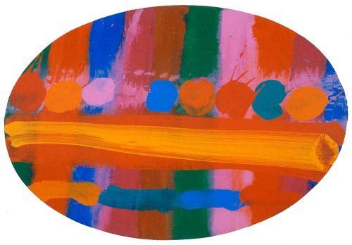 Promenade II - Albert Irvin Website