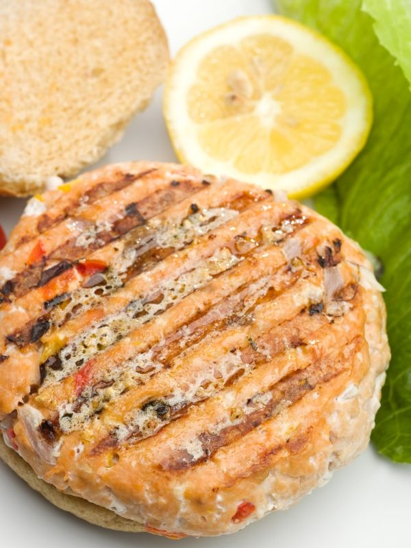 Rosemary Salmon Burgers | Anti-Inflammatory Recipes and Ideas | Pinte ...