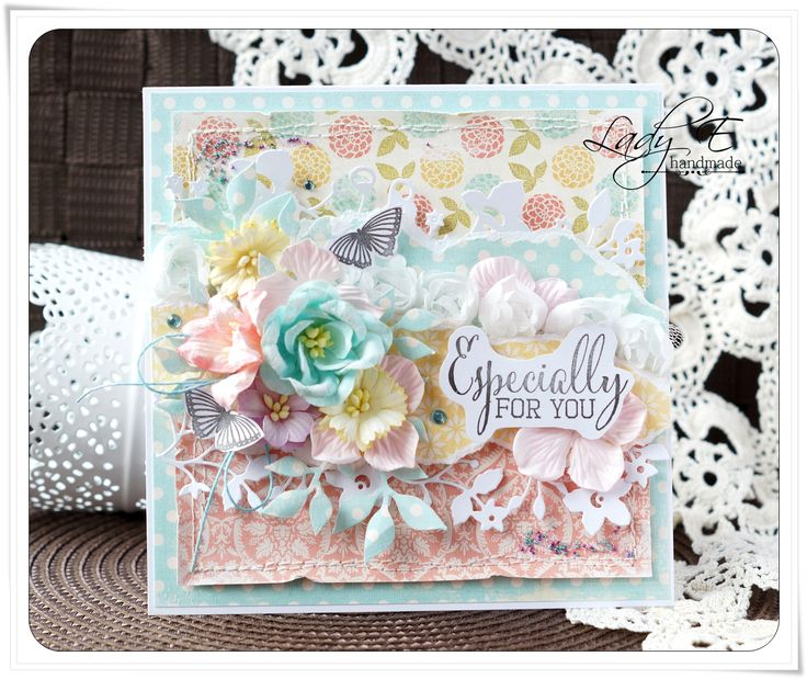 Another beautiful card by @scrapartbyladye using the FREE Clearly Besotted stamp set with Simply Cards & Papercraft 133. Grab yours here: http://www.moremags.com/home-page-scroller/issue133-simply-cards-papercraft