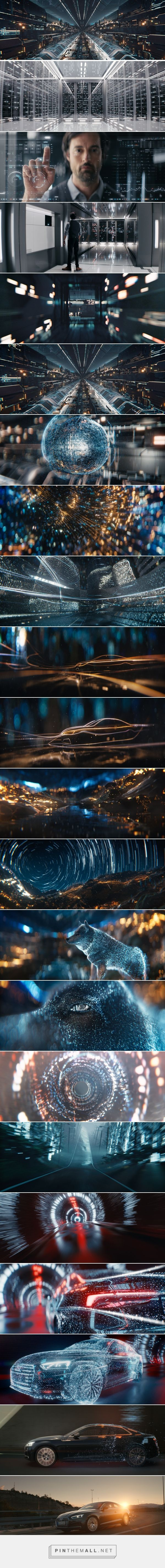 Audi A5 - Pure Imagination on Behance... - a grouped images picture - Pin Them All