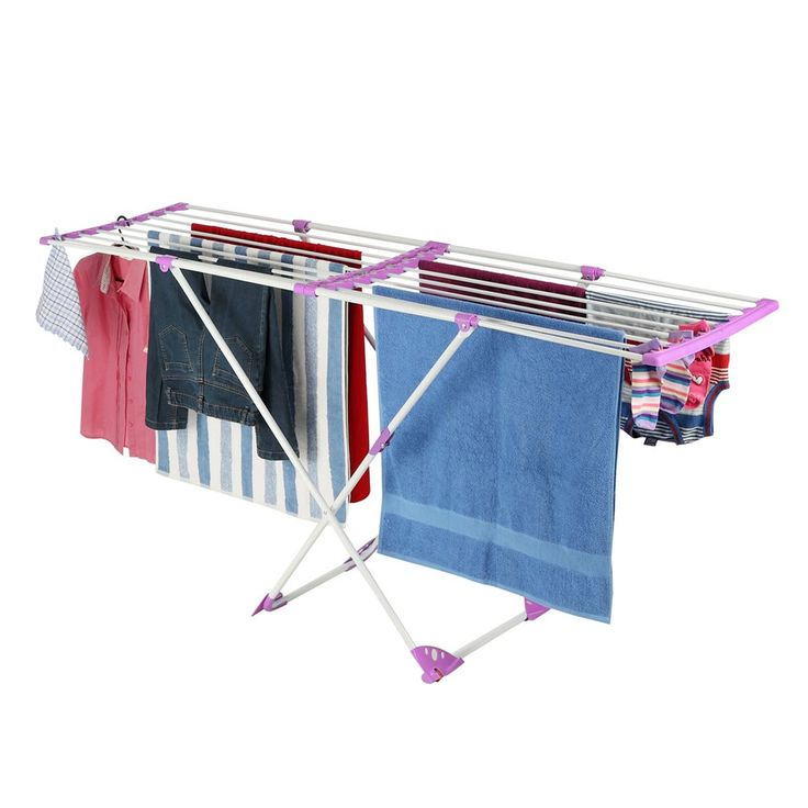 Shop Bonita Global  CD10-40 Flexy Clothes Dryer Stand at ATG Stores. Browse our clotheslines & drying racks, all with free shipping and best price guaranteed.