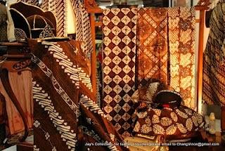 More Batik!
