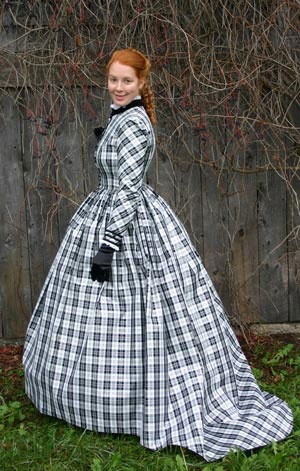 Recollections: Carriage Dress. Yay plaid.Edwardian Dresses, Recollections Oth Victorian, Carriage Riding, Google Search, Offering Victorian, Image, Yay Plaid, Carriage Dresses, Victorian Clothing