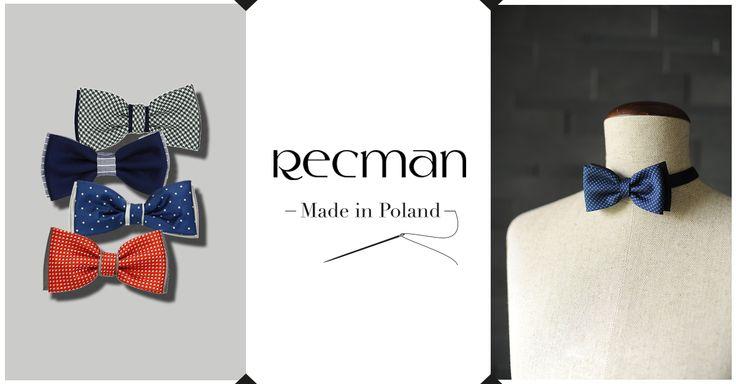 Ślub, egzamin, spotkanie biznesowe, romantyczna randka to tylko kilka okazji, na które zamiast krawata można nałożyć muchę. Dzięki tej niewielkiej zmianie każdy elegancki mężczyzna będzie wyglądał oryginalnie, stylowo i niebanalnie. Sprawdź szeroki wybór much od Recman i znajdź swój własny, indywidualny styl. http://bit.ly/Recman_Muchy