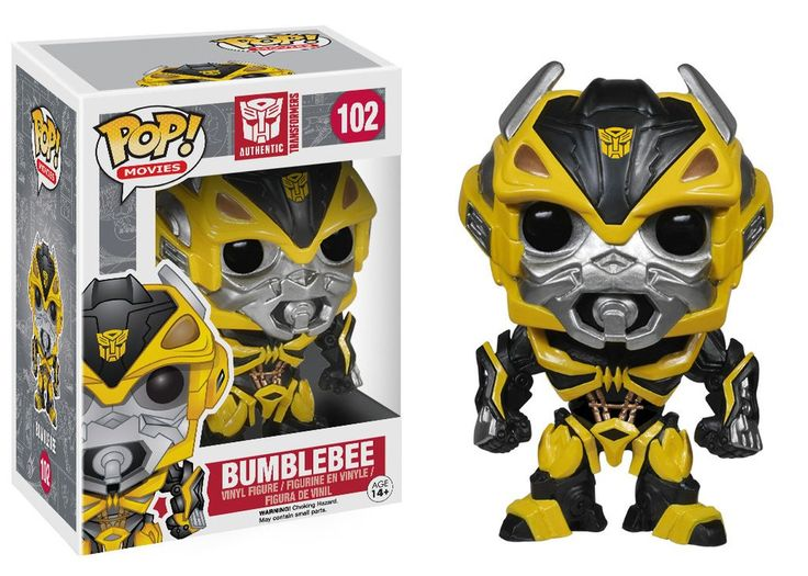 Funko Pop Movies Transformers Bumblebee