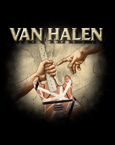 """A regrouped Van Halen has announced an extensive 2012 American tour that will carry the four-piece rock band across the country over five months, including Los Angeles at the Staples Center in downtown and at the Honda Center in Anaheim. The band, featuring David Lee Roth, Eddie Van Halen, Alex Van Halen, and Eddie's son Wolfgang Van Halen, will be touring in support of a new studio album called """"A Different Kind of Truth."""" Visit www.xplorela.com"""