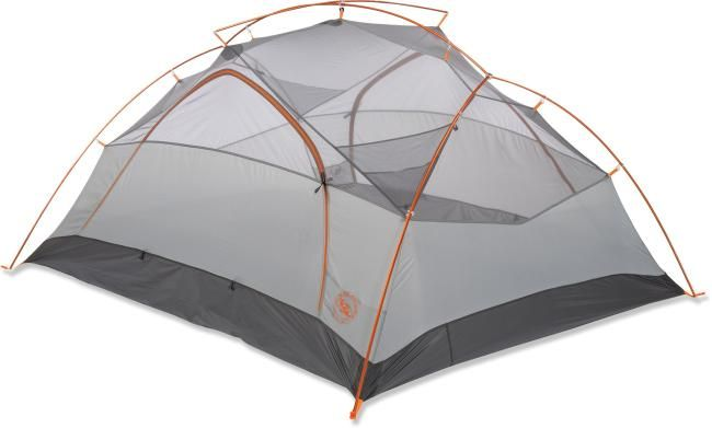Tent with LED lighting; must have this!! #camping #love