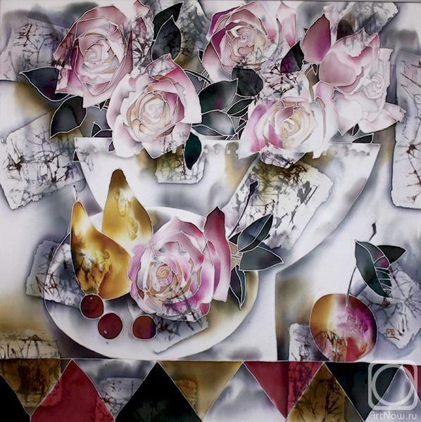 Королькова Мария. Цветы и фрукты