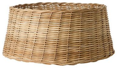 Believe it or not, in Scandinavian culture it is a very common fact that you will find such kind of basket in a Christmas home. It is usuall...