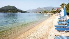 Relax on Nidri Beach #Lefkas