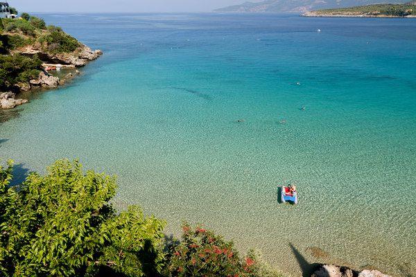 Kalogria Beach, Stoupa, Greece