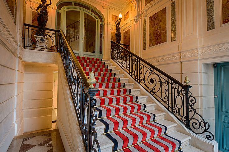 17 meilleures idées à propos de Tapis D'escalier sur