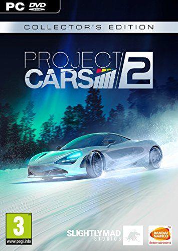 Project Cars 2 Limited Edition: Contient: Le jeu Project Cars 2 sur Xbox One Un Steelbook exclusif