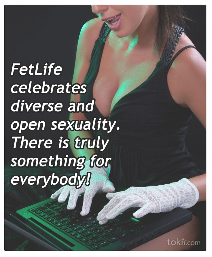 Fetlife is more of a social network than it is a matchmaking service, with a focus on adding friends and following their updates, but that doesn't mean you're discouraged from meeting new people at all...