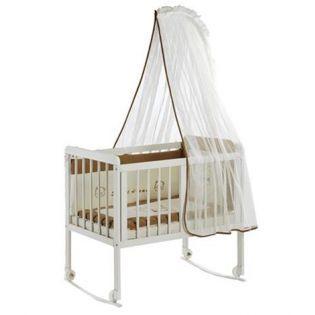 Baby Tech 191 Kuğu Ahşap Bebek Beşiği 50x90 indirimli fiyat seçeneği ile Arastamarket.com da.
