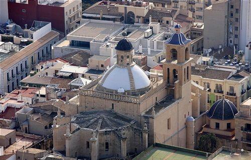 Iglesia-Concatedral de San Nicolás de Bari