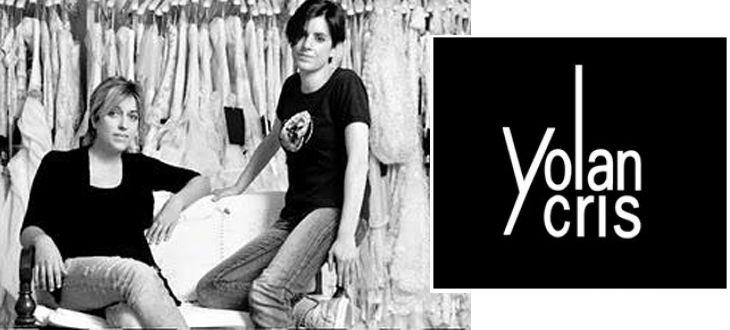 La firma Yolancris, nace del sueño de dos hermanas Yolanda y Cristina.