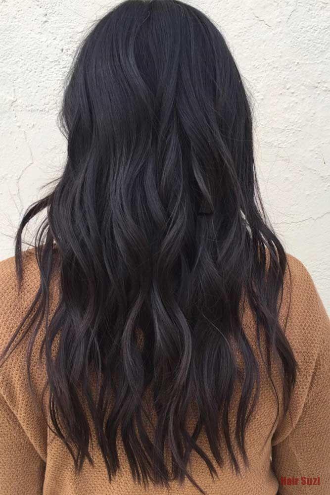 cheveux couleur fonce hair color