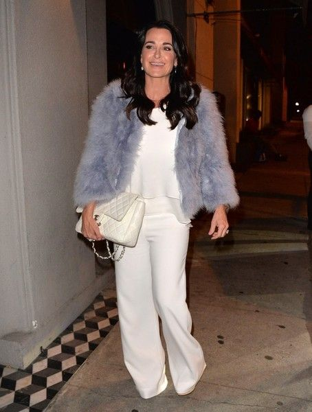 Kyle Richards Photos Photos - Kyle Richards and husband Mauricio Umansky are spotted heading to Craig's in Los Angeles, California on May 13, 2016. - Kyle Richards and Mauricio Umansky Head to Dinner at Craig's