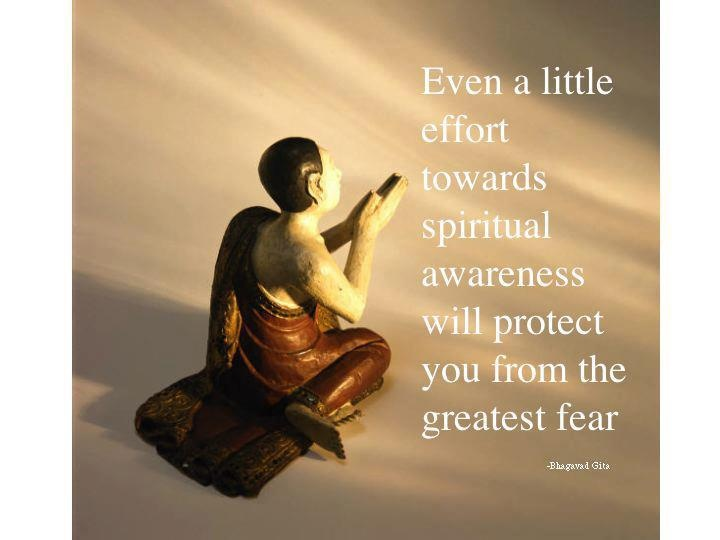 Spiritual Awareness: Spiritual Paths, Greatest Fear, Namaste, A Mi Spiritual, Spiritual Monk, Spiritual Side, Overcoming Fear, Inspiration Quotes, Spiritual Awareness