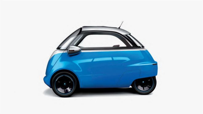 Steve Urkels Isetta Finds Second Life as a Teensy Electric Car