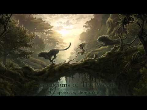 Celtic Music - Guardians Of The Woods yoga en andere rustige muziek op http://www.pinterest.com/heidicatherina/kindermeditatie-en-yoga/