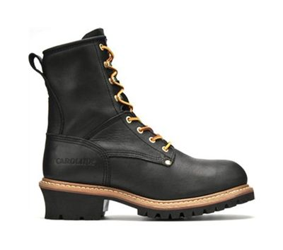 CA825 Carolina 8 Inch Logger Boots