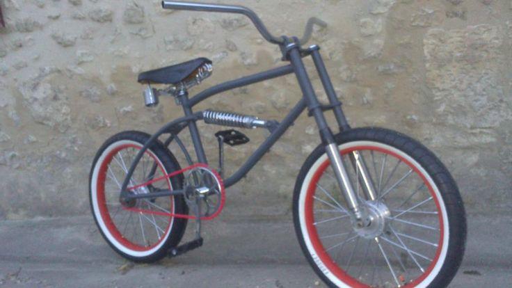 :: resto BMX