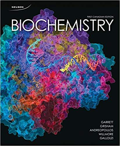 Test Bank For Title Biochemistry Edition Author S