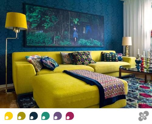 Triadic Color Scheme Room 13 best split complementary colours images on pinterest | color