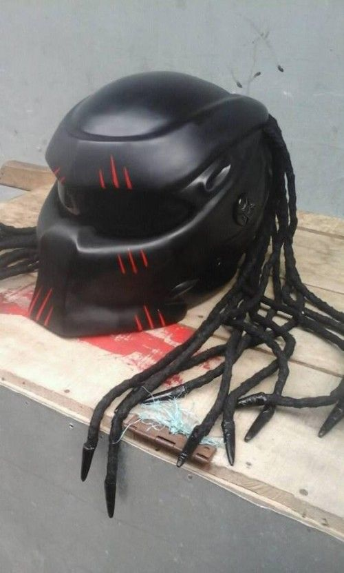 »Basic Helm KYT Certificate DOT »Cover Predator quality fiber materials »Cover…