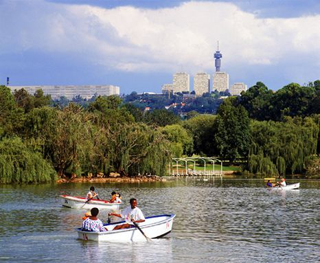 ... Sisulu National Botanical Garden - Roodepoort, Johannesburg, Gauteng