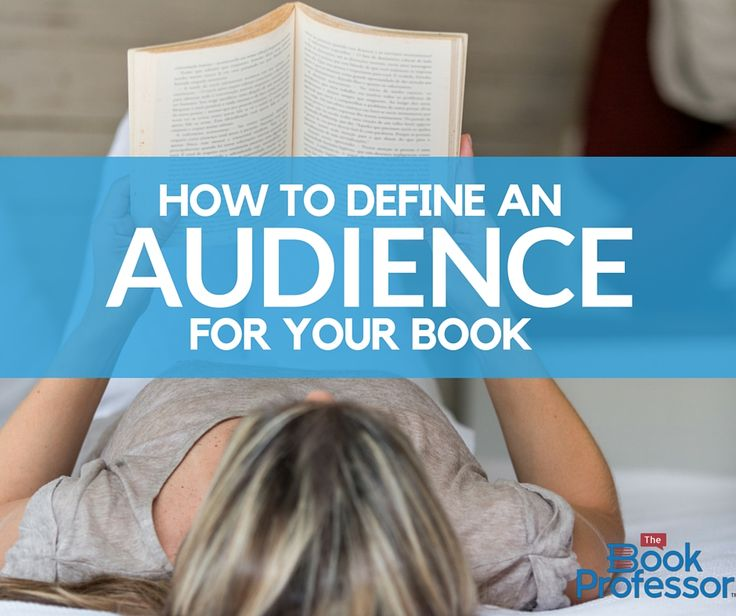 Your target audience and target market are not necessarily one in the same. Learn about the importance of targeting your book audience...