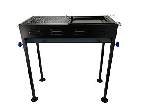 Ospard Camping Trip Foldable Portable BBQ Charcoal Grill CA-03 >>> Visit the image link more details.