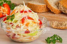 Капуста Провансаль быстрого приготовления - рецепт с фото