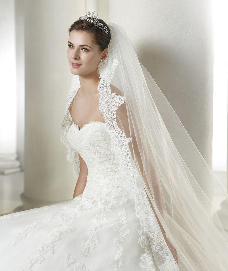 69 besten Wedding Dresses Bilder auf Pinterest | Hochzeitskleider ...