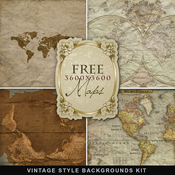 Far Far Hill: Free Vintage Papers