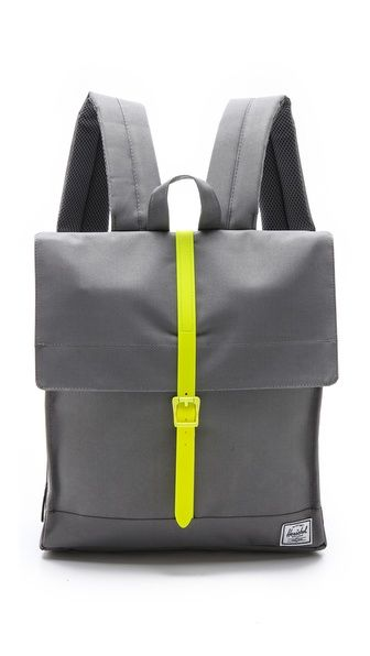 Great looking Herschel Supply Co city backpack at an awesome price. Love that it's getting stylish again to wear them.