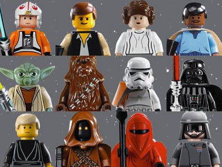 free starwars lego printables | Lego Star Wars Party Ideas - Themeaparty