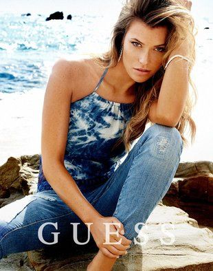 Guess campaign for spring/summer 2014 | Nadyana Magazine
