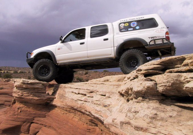 Tacoma Mods My Style Pinterest Toyota 4x4 And