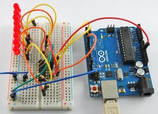 18 guides to beginner arduino projects                                                                                                                                                                                 More