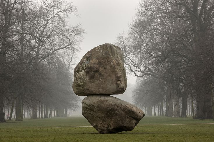Fischli/Weiss: Rock on Top of Another Rock | Serpentine Galleries